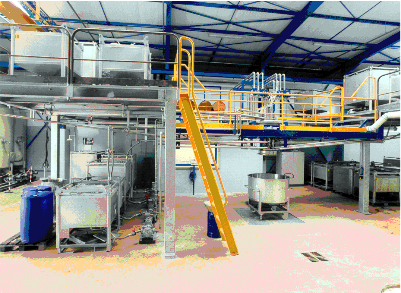 Les 4 étapes pour garantir la sécurité lors de la formulation de vernis