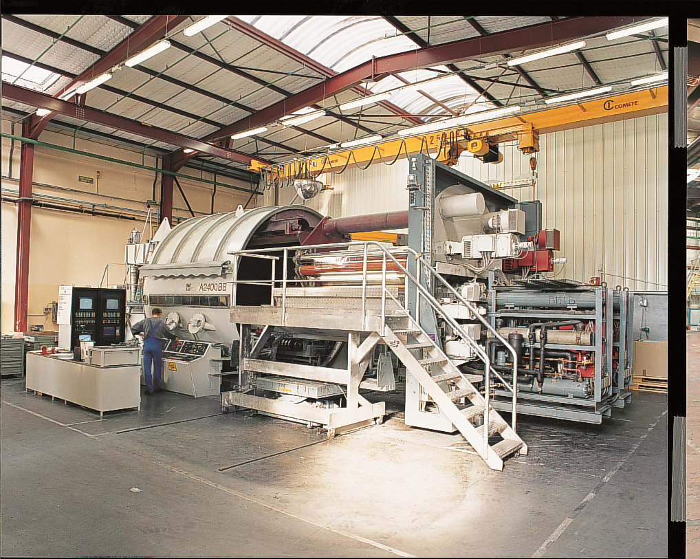 métallisation aluminium sous vide